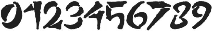 Boldpress Typeface otf (700) Font OTHER CHARS