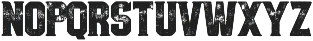 Bolton Print Serif Bold otf (700) Font UPPERCASE