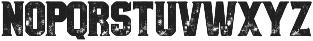 Bolton Print Serif Bold otf (700) Font LOWERCASE