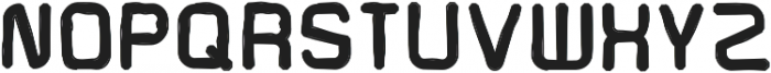 Bolydia Regular otf (400) Font UPPERCASE