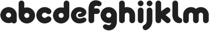 Bombo Gold Regular otf (400) Font LOWERCASE