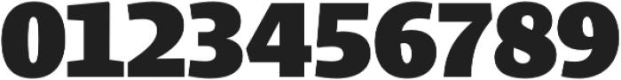 Bommer Slab Black otf (900) Font OTHER CHARS