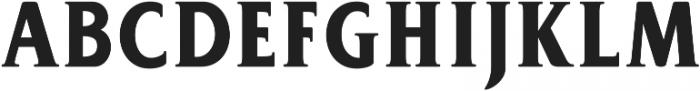 Bon Serif Regular ttf (400) Font LOWERCASE