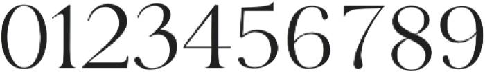 Bon Vivant Serif otf (400) Font OTHER CHARS