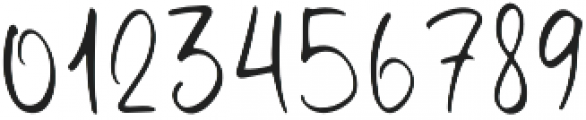 Bonavista otf (400) Font OTHER CHARS