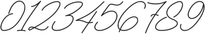 Bonbaste Script otf (400) Font OTHER CHARS
