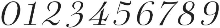 Boncaire Titling Regular Ital otf (400) Font OTHER CHARS