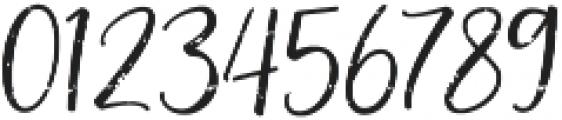 Bondi Sans Script Rough ttf (400) Font OTHER CHARS
