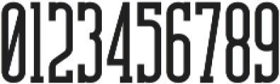Bondie Slab otf (400) Font OTHER CHARS