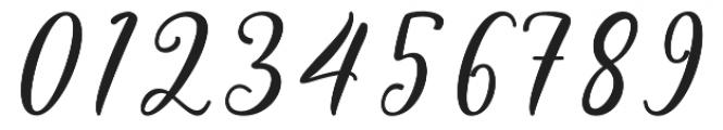 BonetyLady otf (400) Font OTHER CHARS