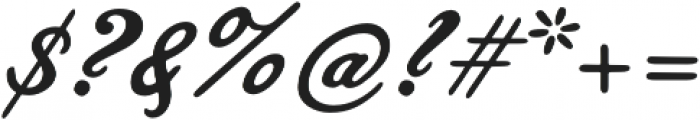 Bonnycastle otf (400) Font OTHER CHARS