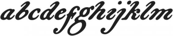 Bonnycastle otf (400) Font LOWERCASE