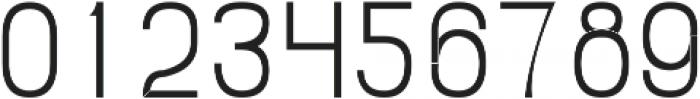 Bonobo otf (400) Font OTHER CHARS
