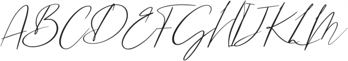 Bonstage otf (400) Font UPPERCASE