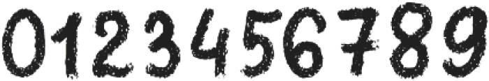 Boo Regular otf (400) Font OTHER CHARS