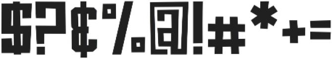BooBooKitty Plain otf (400) Font OTHER CHARS