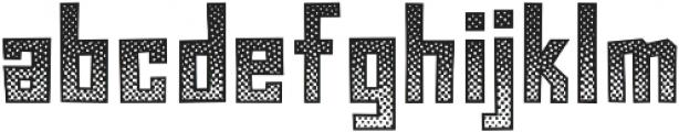 BooBooKitty otf (400) Font LOWERCASE