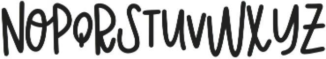 Boogie Down otf (400) Font LOWERCASE
