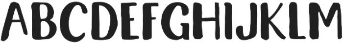 BookWorm otf (400) Font UPPERCASE