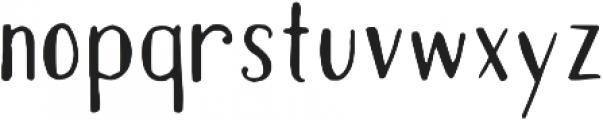 Bookland ttf (400) Font LOWERCASE