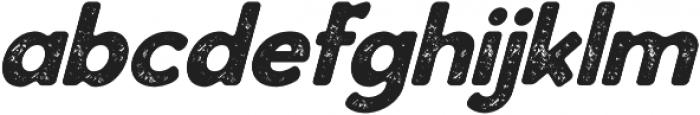 Bookman Press Sans S otf (400) Font LOWERCASE