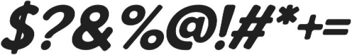 Bookman Sans S  otf (400) Font OTHER CHARS