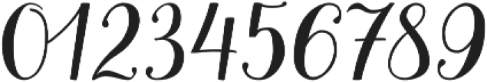 Books Script otf (400) Font OTHER CHARS