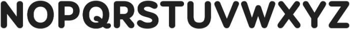 Booster Next FY Black ttf (900) Font UPPERCASE