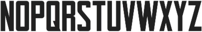 Bootcamp Bold otf (700) Font UPPERCASE