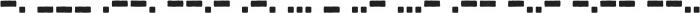 Bootcamp Morsecode otf (400) Font UPPERCASE
