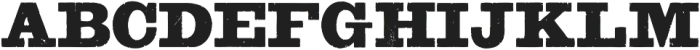 Bootstrap Alternate Regular otf (400) Font UPPERCASE