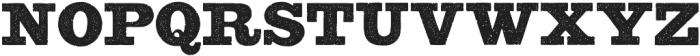 Bootstrap  Regular otf (400) Font UPPERCASE