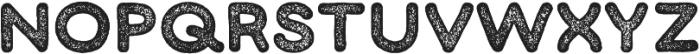 Bosk Hand Press otf (700) Font LOWERCASE