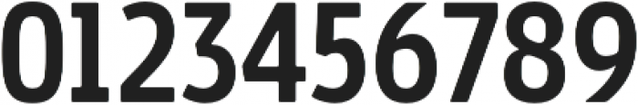 Bosphorus 40 Condensed 44 Medium otf (500) Font OTHER CHARS