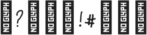 Bostion script swirls 2 otf (400) Font OTHER CHARS