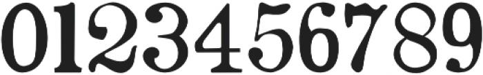 Boston 1851 Light otf (300) Font OTHER CHARS