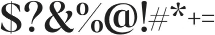 Boston Angel Thin otf (100) Font OTHER CHARS