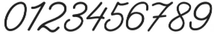 Bostonia Stencil Regular otf (400) Font OTHER CHARS