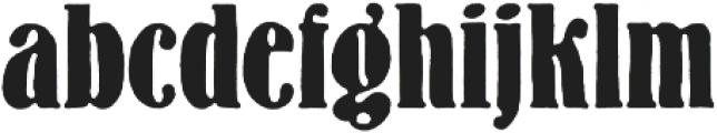 Botanique Regular otf (400) Font LOWERCASE