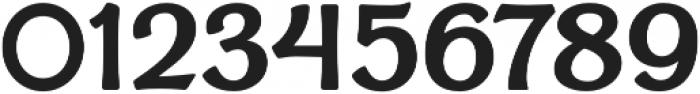 Boucherie Flared otf (700) Font OTHER CHARS