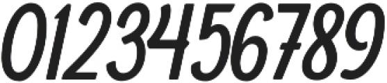 Boucherie Sans otf (400) Font OTHER CHARS