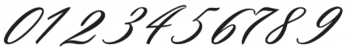 Bougenvil otf (400) Font OTHER CHARS