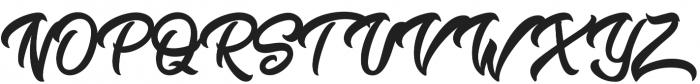 Bouquet Typeface otf (400) Font UPPERCASE