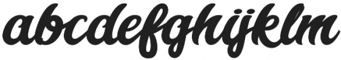 Bouquet Typeface otf (400) Font LOWERCASE