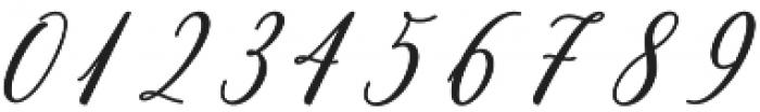 Boutinela Script Regular otf (400) Font OTHER CHARS