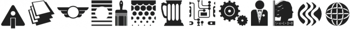 Bouton Instant Logos otf (400) Font UPPERCASE