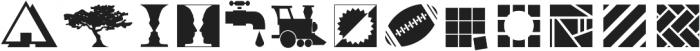 Bouton Instant Logos otf (400) Font LOWERCASE