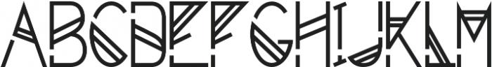 Bowie Sans otf (400) Font LOWERCASE