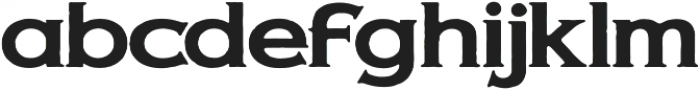 Bowles Heritage otf (400) Font LOWERCASE