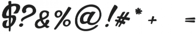 Bowlist Swsh otf (400) Font OTHER CHARS